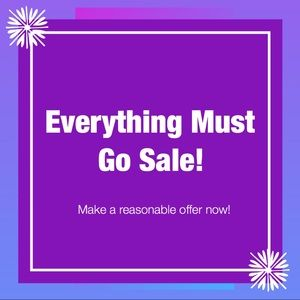 Other - EVERYTHING MUST GO 🥳😭💯 | Make an offer